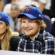 Ed Sheeran Enjoys Date Night with School Friend