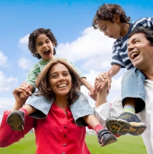 Family Connection and Happiness Relationship
