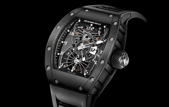 Richard Mille's New Erotic Watch