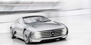 Mercedes-Benz Intelligent Aerodynamic Automobile