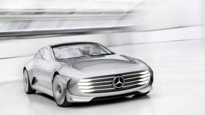 Mercedes-Benz Intelligent Aerodynamic Automobile