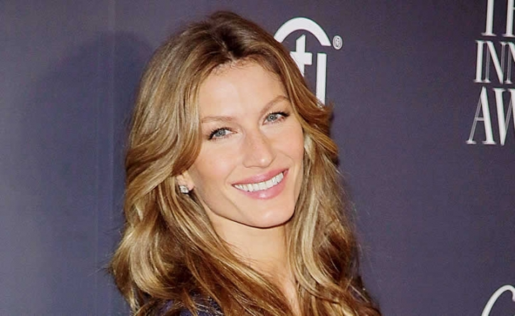 Gisele Bundchen Tops Richest Model List For Ninth Year in a Row