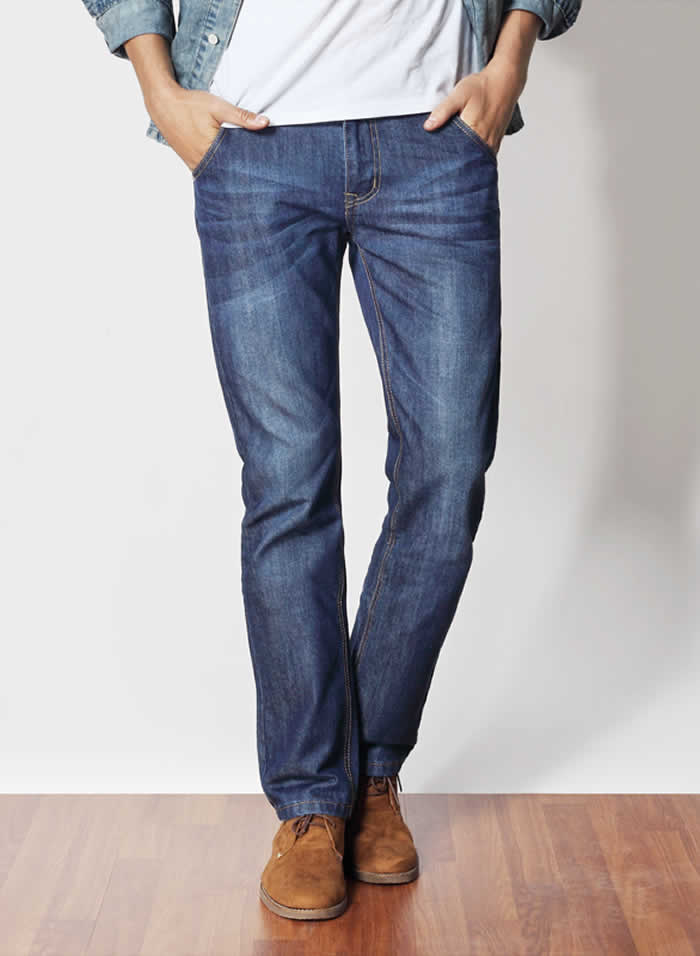 Legged Jeans