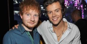 Ed Sheeran Won't Write on One Direction's New Album