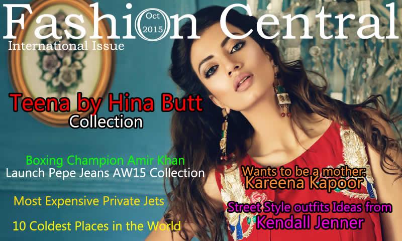 Fashion Central Magazine Issue 2015