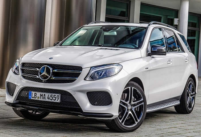 New Power SUV from Mercedes AMG