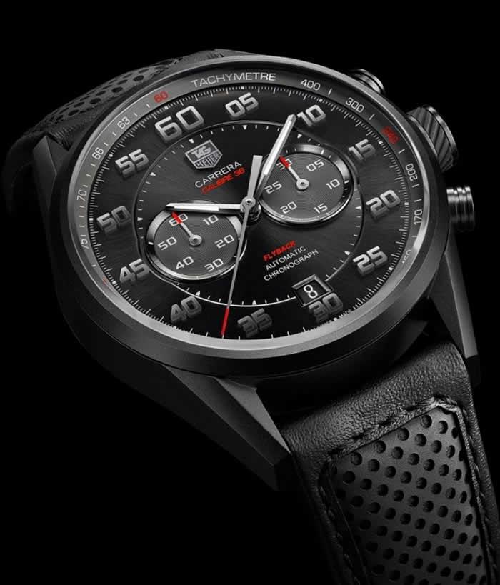 Carrera Wearable Watch