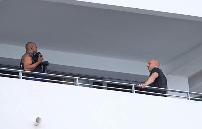 Vin Diesel Showcases