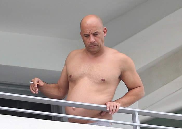 Muscleman Vin Diesel,