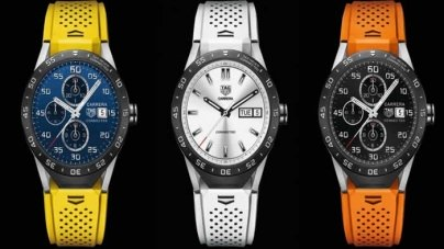 Tag Heuer Carrera Connected the first Smart Swiss watch