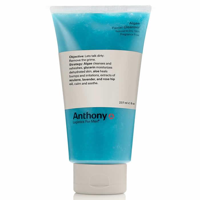 Anthony Logistics for Men Algae Facial Cleanser
