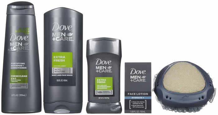 Dove Men Care Hydrate + Face Wash