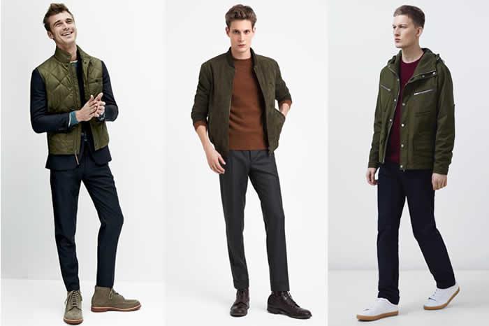 Got Green style for men