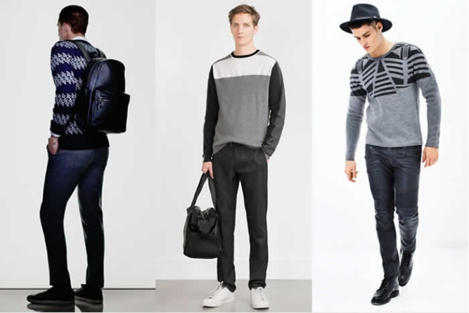 Men's Autumn/Winter 2015 Fashion Trends
