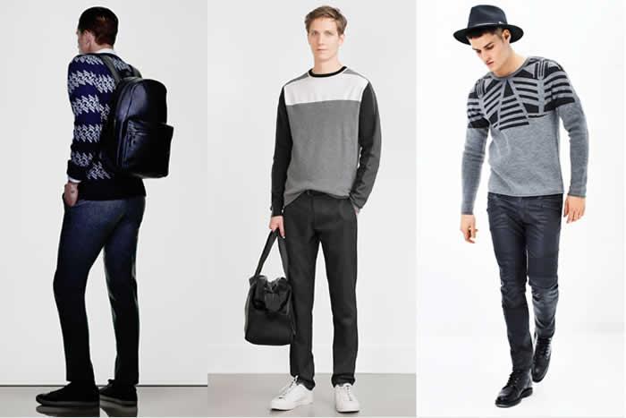 Graphic Knitwear