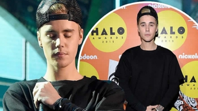 Justin Bieber Wins HALO Hall of Fame Award