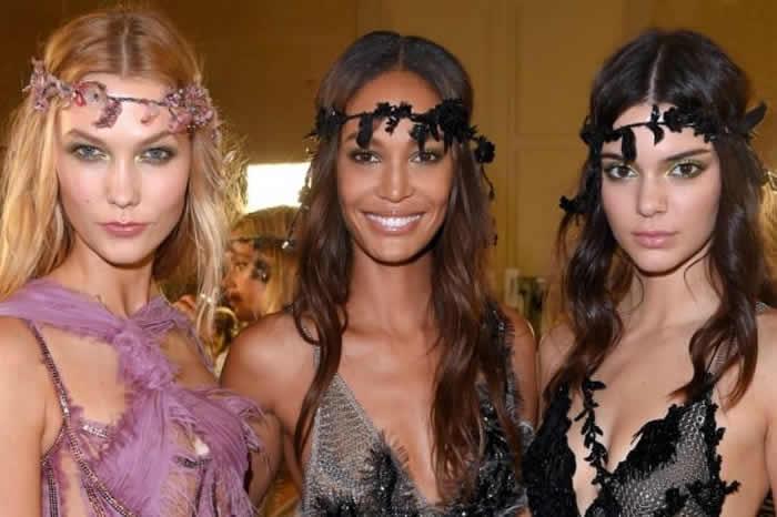 Kendall Jenner, Karlie Kloss & Supermodels