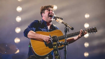 Mumford & Sons to Headline Hyde Park in London in July