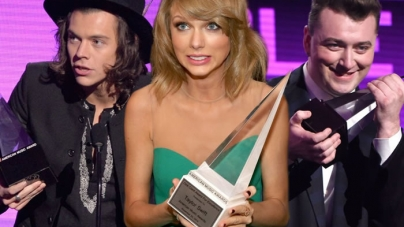 American Music Awards: Taylor Swift and One Direction Lead Winners