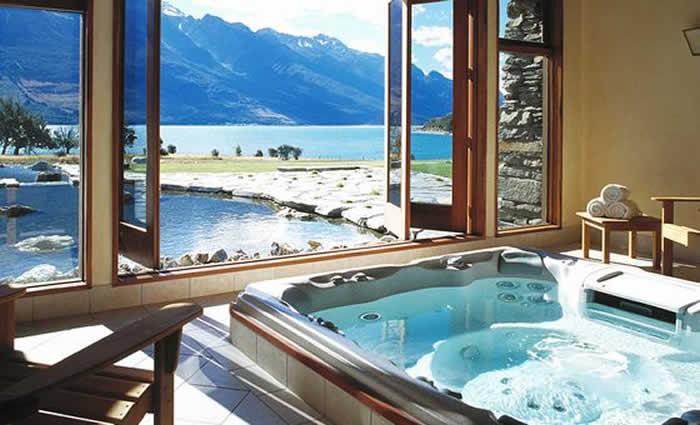 Blanket Bay - New Zealand