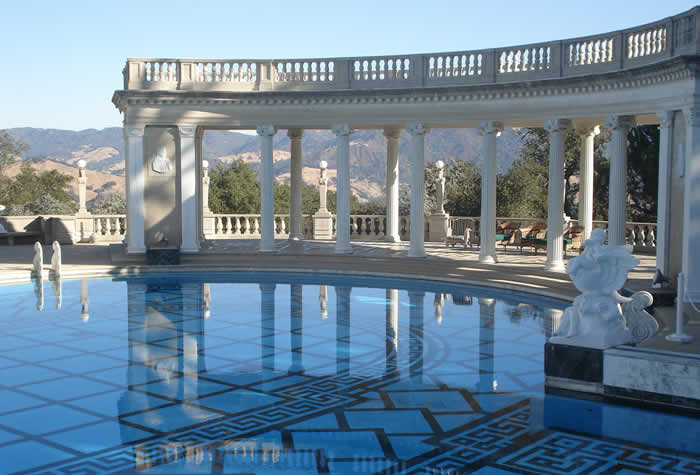 Hearst Castle, USA