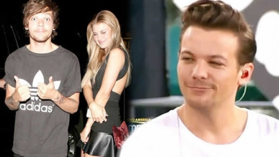 One Direction's Louis Tomlinson Is Officially A Dad