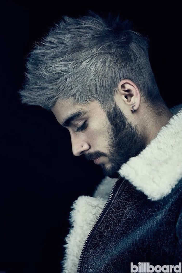 Zayn Malik on Billboard