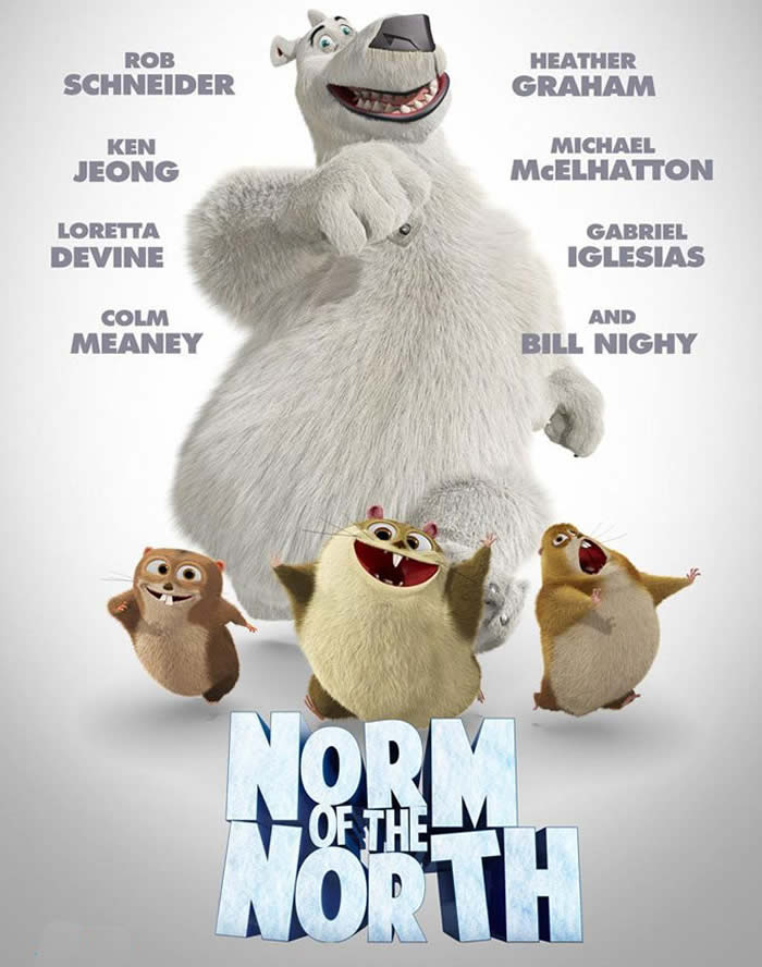Norm of the North Movie