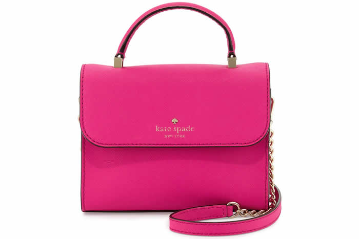 For the Chic Money Saver: Kate Spade Hot Pink Mini Bag