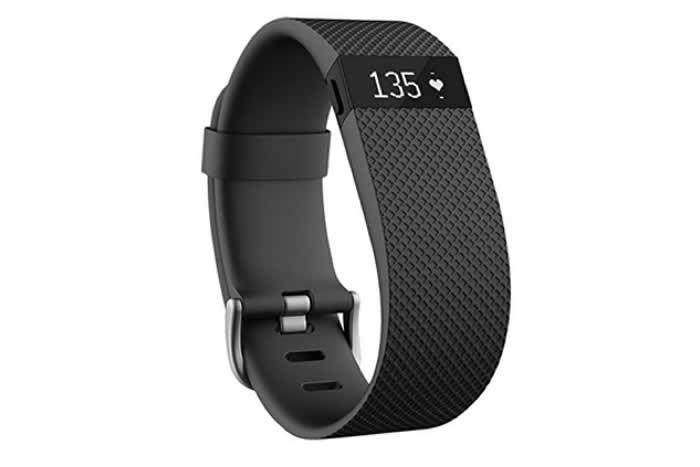 For the Tech Athlete: Wireless Fitbit Charge HR Activity Band
