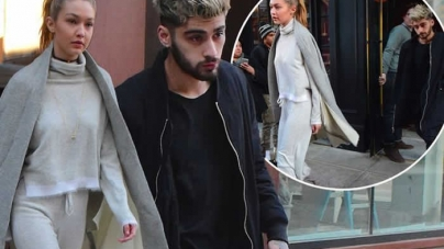 Gigi Hadid and Zayn Malik Go Apartment Hunting in NYC