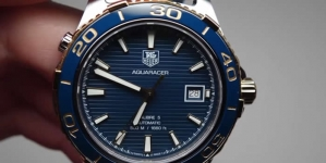 TAG Heuer Aquaracer 300M Watch Review