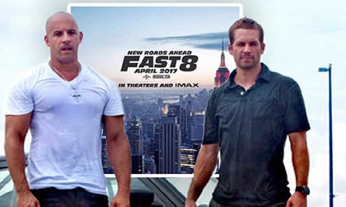 Vin Diesel Shares Somber First 'Fast & Furious 8' Poster
