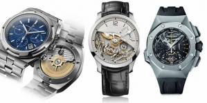 5 Luxurious Men's Watches from SIHH 2016