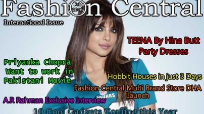 Fashion Central International Feb 2016 Issue Published Online