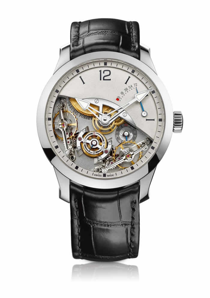 Greubel Forsey Double Balancier à Differential Constant
