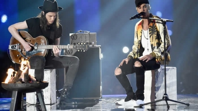Justin Bieber's Brit Awards 2016 Performance: 'Love Yourself' & 'Sorry'