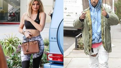 Kanye West Shuts Down Kylie Jenner Puma Deal Rumors