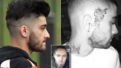 One Direction Tattoo Artist Kevin Paul Blasts Zayn Malik's Face Inking