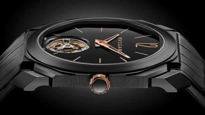 Bulgari Octo Ultranero Watches In Four Versions For 2016