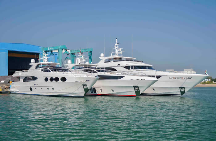 super yachts Craft show