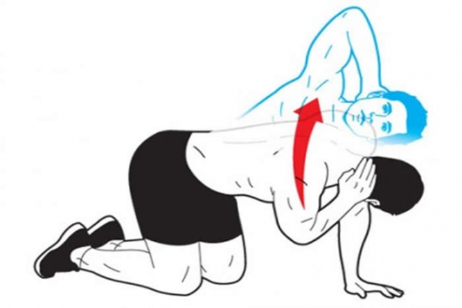 5 Exercises for a Strong Upper Back