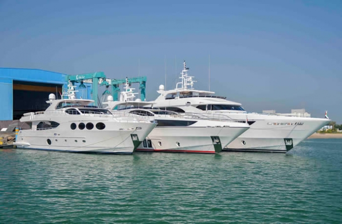 Two New Super Yachts to Join Gulf Craft Show