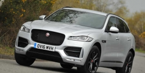 2016 Jaguar F-Pace 2.0d UK Drive Review