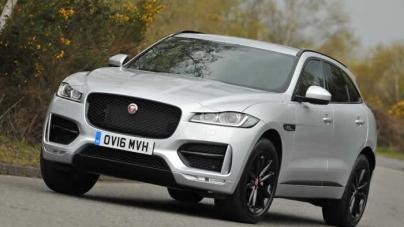 2016 Jaguar F-Pace 2.0d UK Drive Review