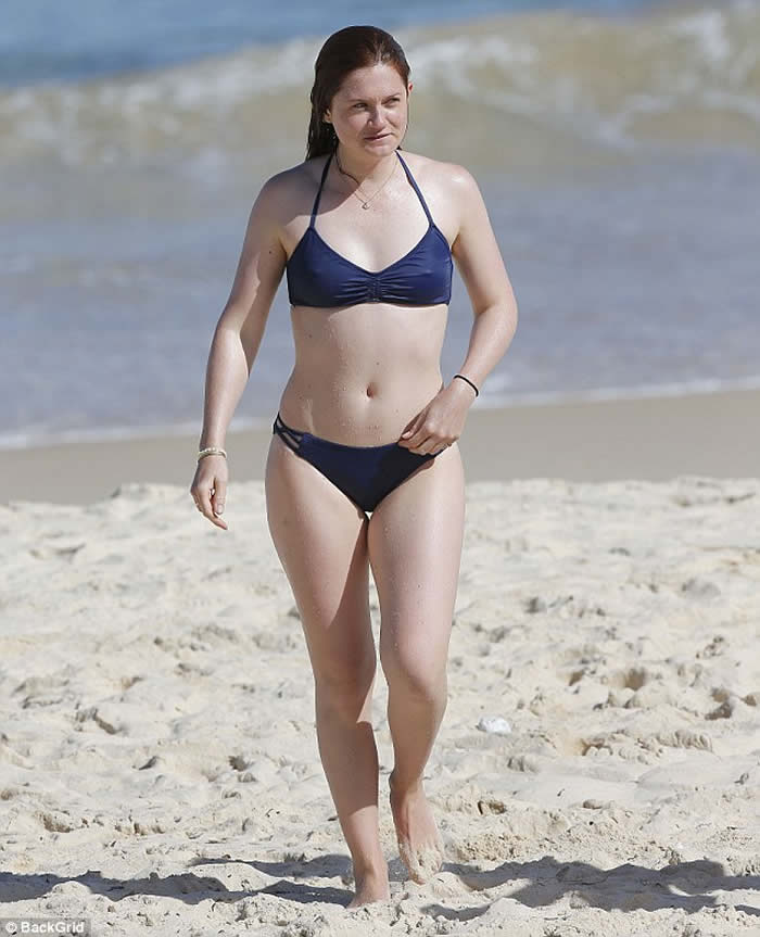 Harry Potter Bikini Body
