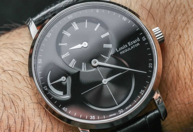 Louis Erard Excellence Regulator Power Reserve Watch Review