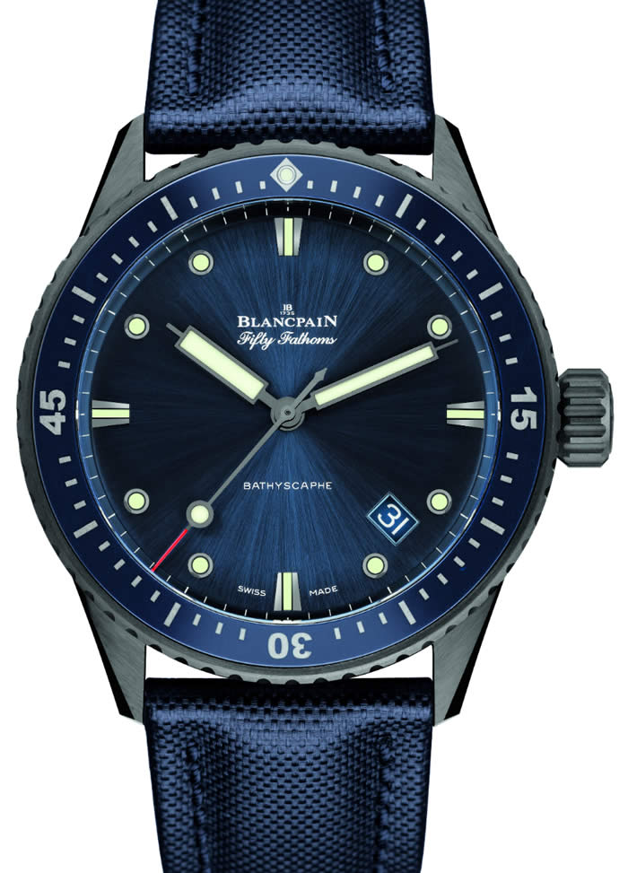 Fathoms Bathyscaphe Watch