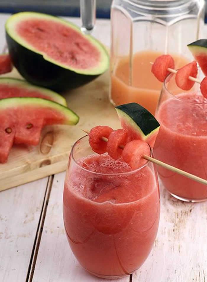 Juicy Smooth Watermelon