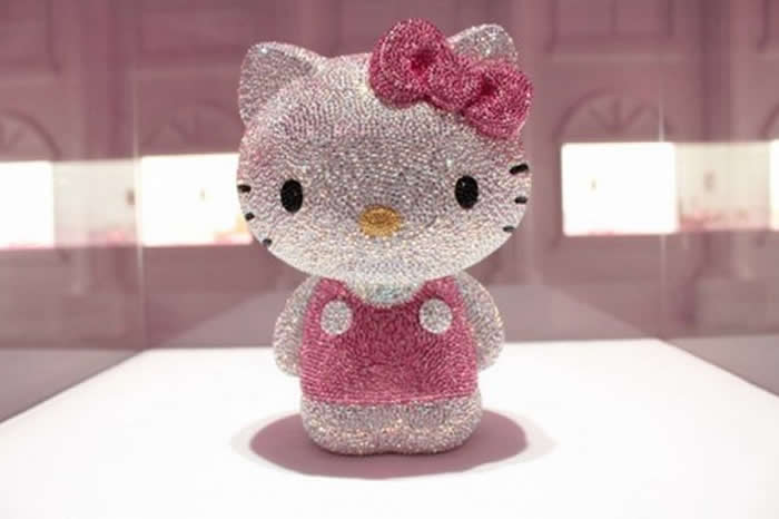 Most Expensive Hello Kitty